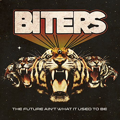 The Biters - The Future Ain\'t What It Used To Be (Autographed / Star Signed, 2PC)