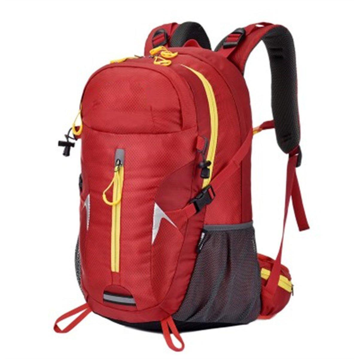 rouge  Forfait Alpinisme Extérieur voyage imperméable grand - capacité Tourism Package Sports,Armyvert