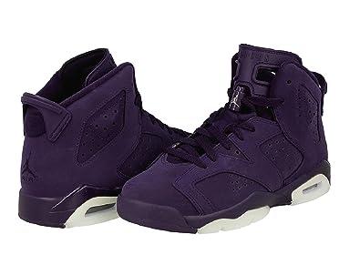 220f01ee4bcb ... coupon for nike air jordan 6 retro g.s youth big kids purple dynasty  white 543390 509