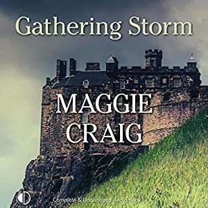 Gathering Storm Audiobook