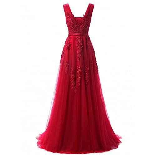 Red Prom Dress: Amazon.com