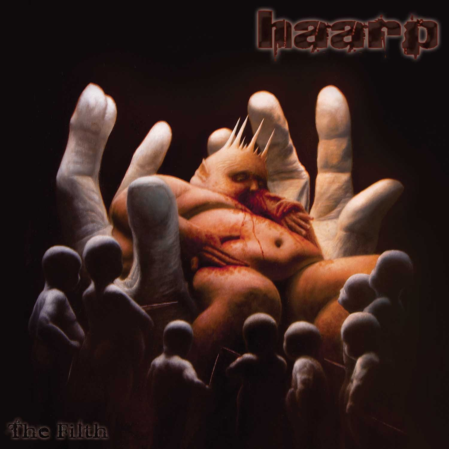 CD : haarp - The Filth (CD)