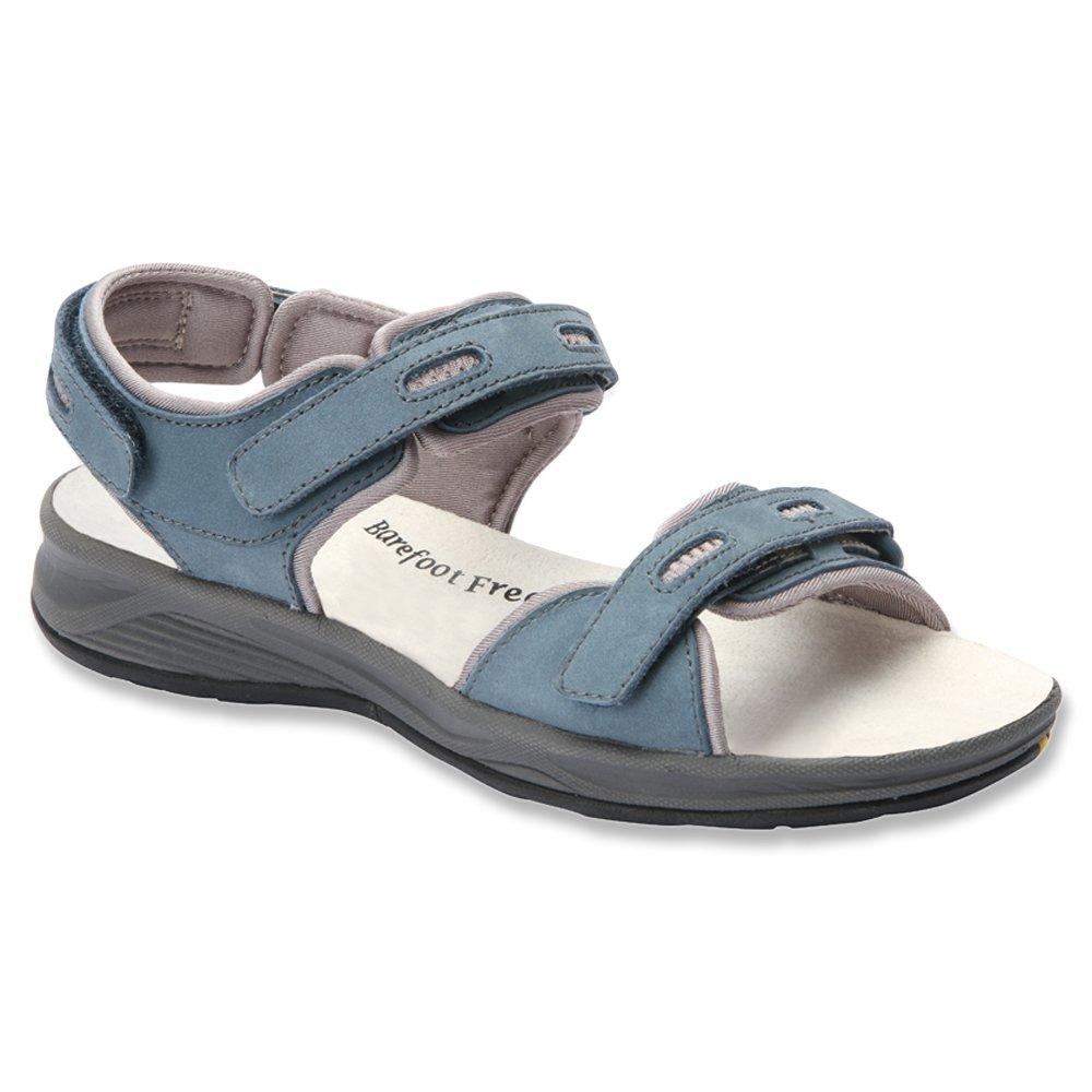 Drew Cascade Women's Sandal B00Y4J0BVG 11.5 C/D US|Denim Blue Nubuck
