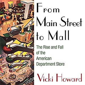 From Main Street to Mall Audiobook