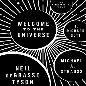 Welcome to the Universe Audiobook