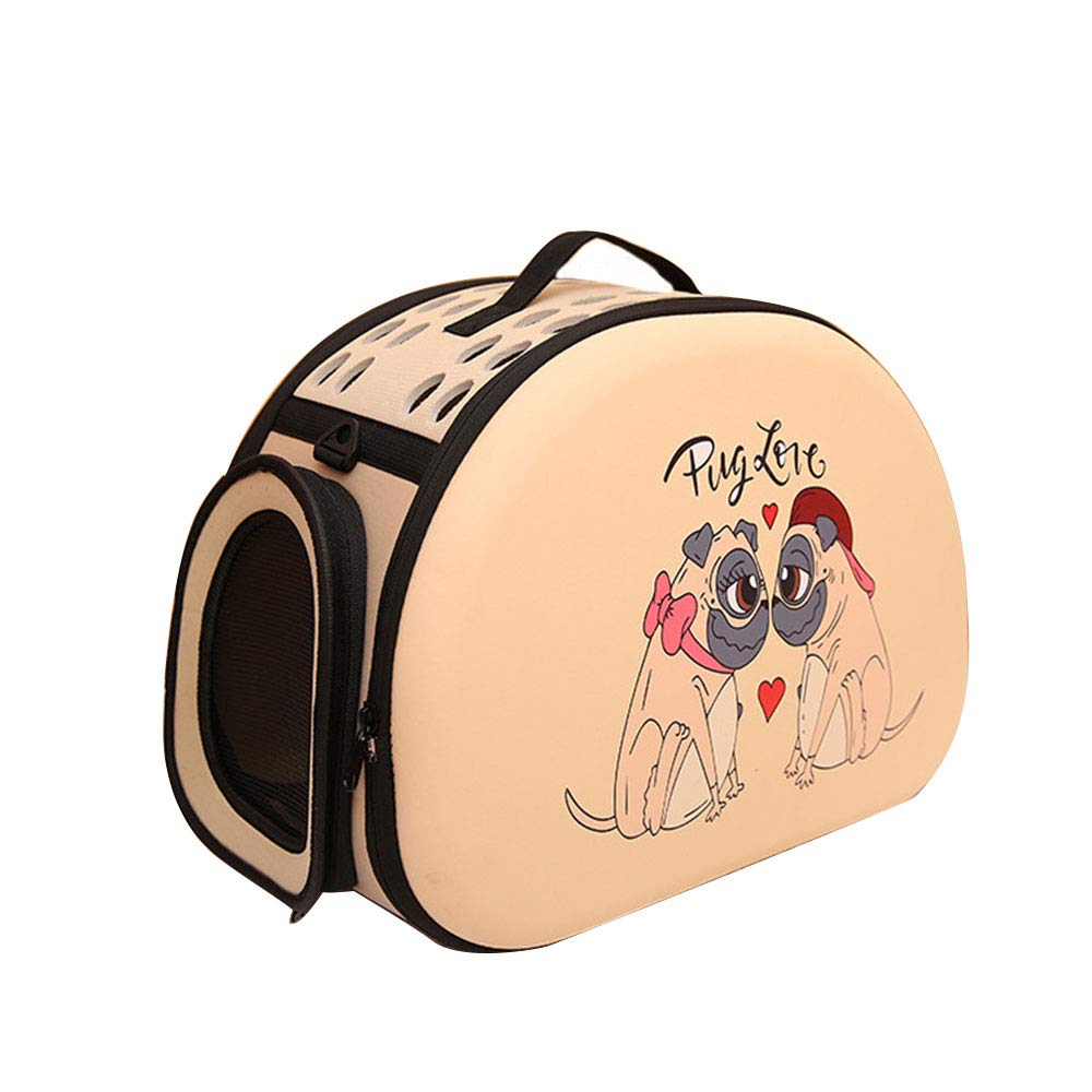 A Pet Backpack Puppy Space Capsule Package Cat Bag Dog Portable Satchel Crossbody Travel Breathable 44  28  32Cm,a