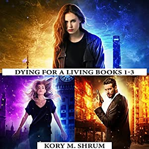 Dying for a Living Boxset: Books 1-3 of Dying for a Living Series Audiobook
