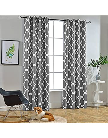650e3e223e5 WONTEX Thermal Blackout Curtains for Living Room and Bedroom