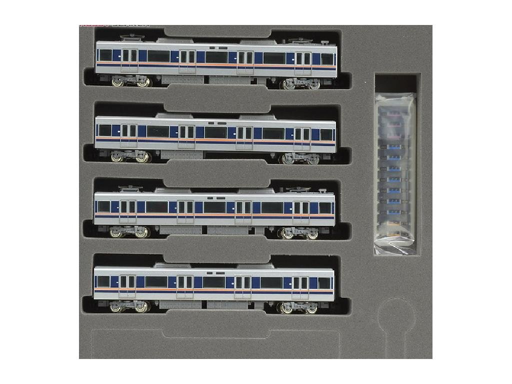 JR Commuter Train Series 321 2nd edition (Add-On 4-Car Set) (Model Train) [Toy] (japan import)