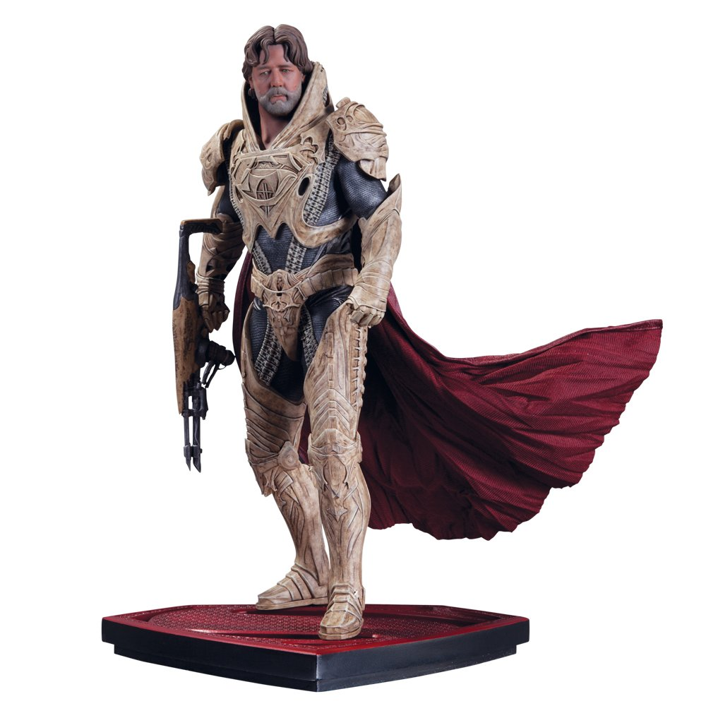 DC Collectibles Man of Steel Iconic Statue 1/6 Jor-El 30 cm