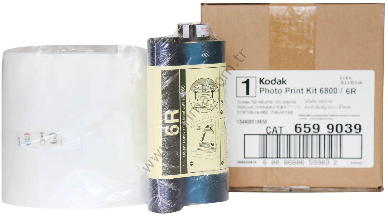 Kodak – Photo Print Kit 6800 6850 6R