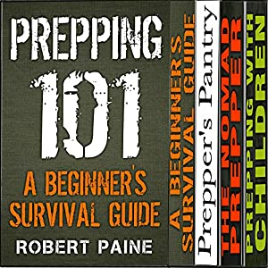 The Ultimate Prepper Collection Audiobook