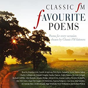 Classic FM Favourite Poems Audiobook