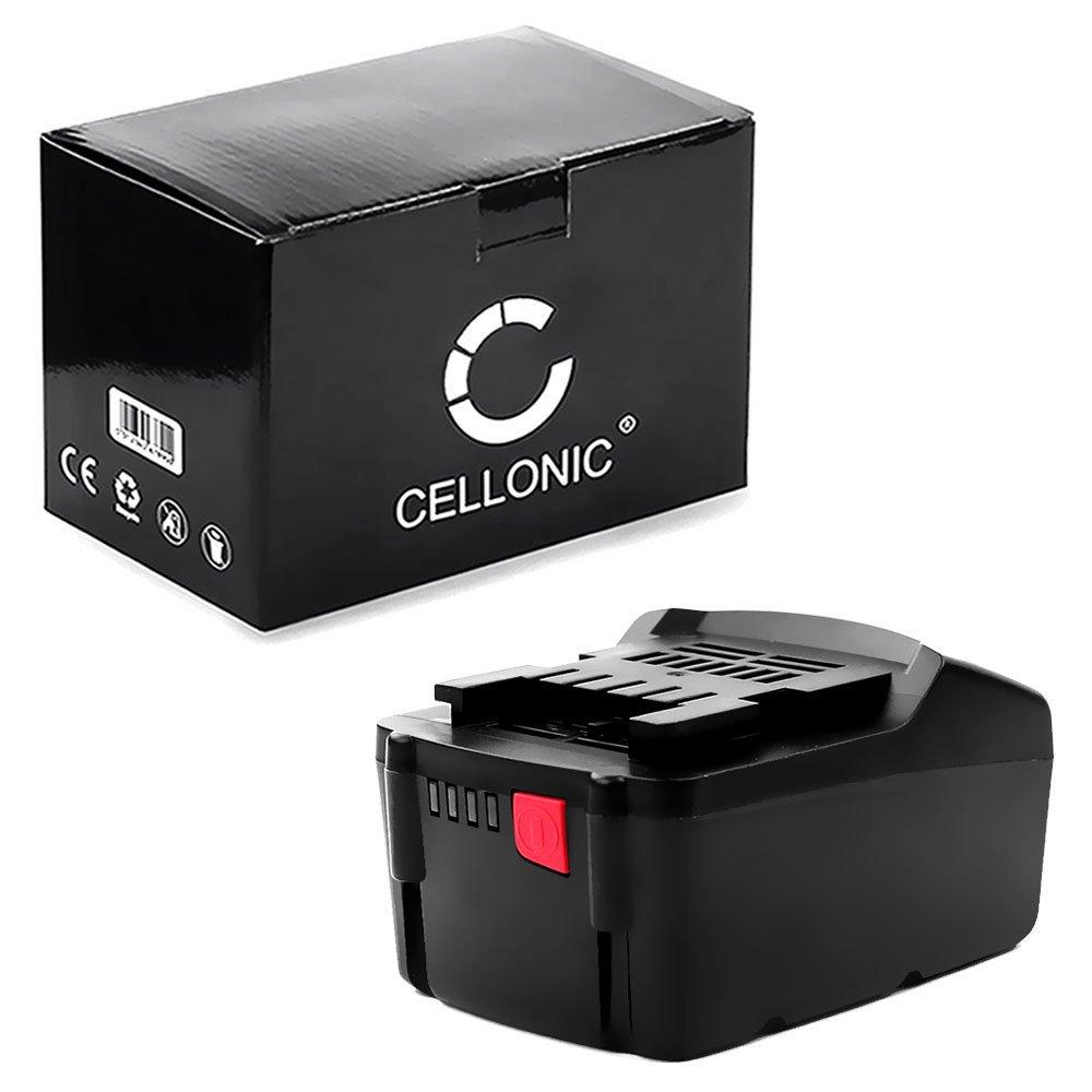 rivenditori online Cellonic® Batteria Premium (18V, 3Ah, Li-Ion) Compatibile Compatibile Compatibile con Metabo RC 14.4-18   ULA 14.4-18   ASE 18 LTX BF 18 LTX 90   BHA 18 LT BHA 18 LTX - 6.25468, 6.25469 Batterie di Ricambio, sostituto  ordina ora i prezzi più bassi