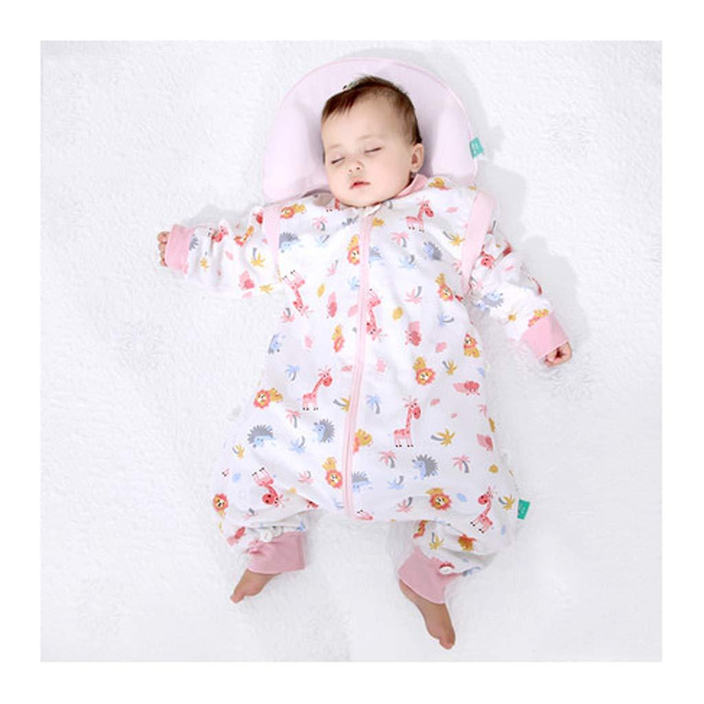 Schlafsack Xiuyun Baumwolle Baby Baby Vier Jahreszeiten Kinder Anti-Kick (Farbe   A, größe   M) B07KDZRFQP Schlafscke Neu