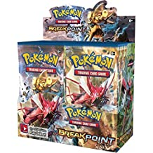 Pokemon TCG XY9 BREAKpoint Booster Box - Includes 36 Packs