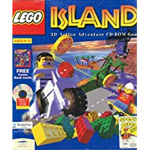 Lego Island 3D Action Adventure CD-Rom Game