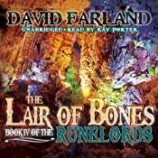 The Lair of Bones: The Runelords, Book 4 | David Farland