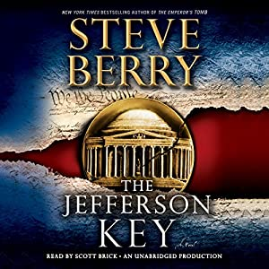 The Jefferson Key Audiobook