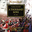 A Thousand Sons: The Horus Heresy, Book 12 Audiobook by Graham McNeill Narrated by Martyn Ellis