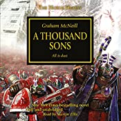 A Thousand Sons: The Horus Heresy, Book 12 | Graham McNeill