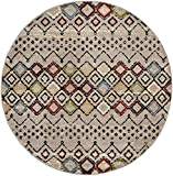 Safavieh Amsterdam Collection AMS108G Moroccan Boho
