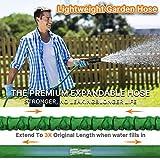 POYINRO Expandable Garden Hose, 75ft Strongest