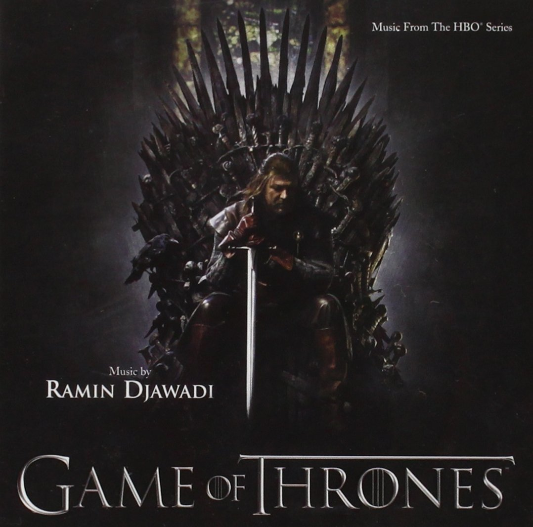 CD : Soundtrack - Game of Thrones (Score) (CD)