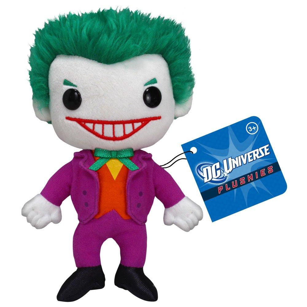 DC Comics Serie 2 Plüschfigur Joker 18 cm