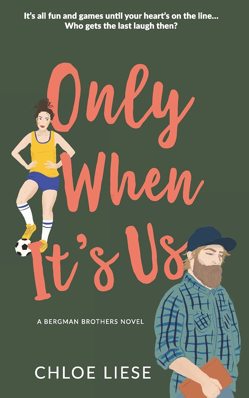 Amazon.com: Only When It's Us (Bergman Brothers) (9798623912671): Liese,  Chloe: Books