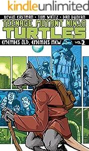 Teenage Mutant Ninja Turtles (22 book series) Kindle Edition