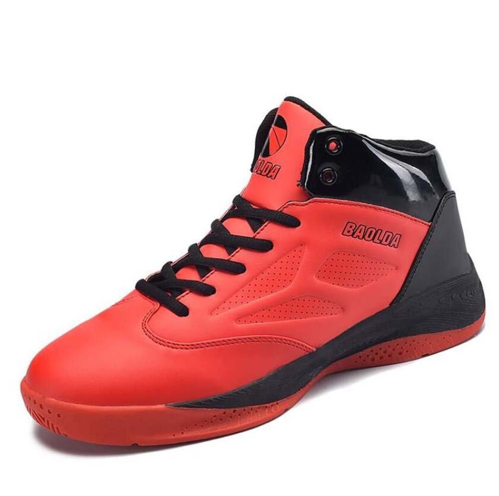 Onfly High Top Basketball Schuhe Paar Sportschuhe Comfort Atmungsaktive Turnschuhe EU Größe 35-47.