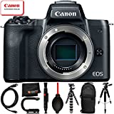 Canon M50 Bundles (Essential Bundle - Body Only)