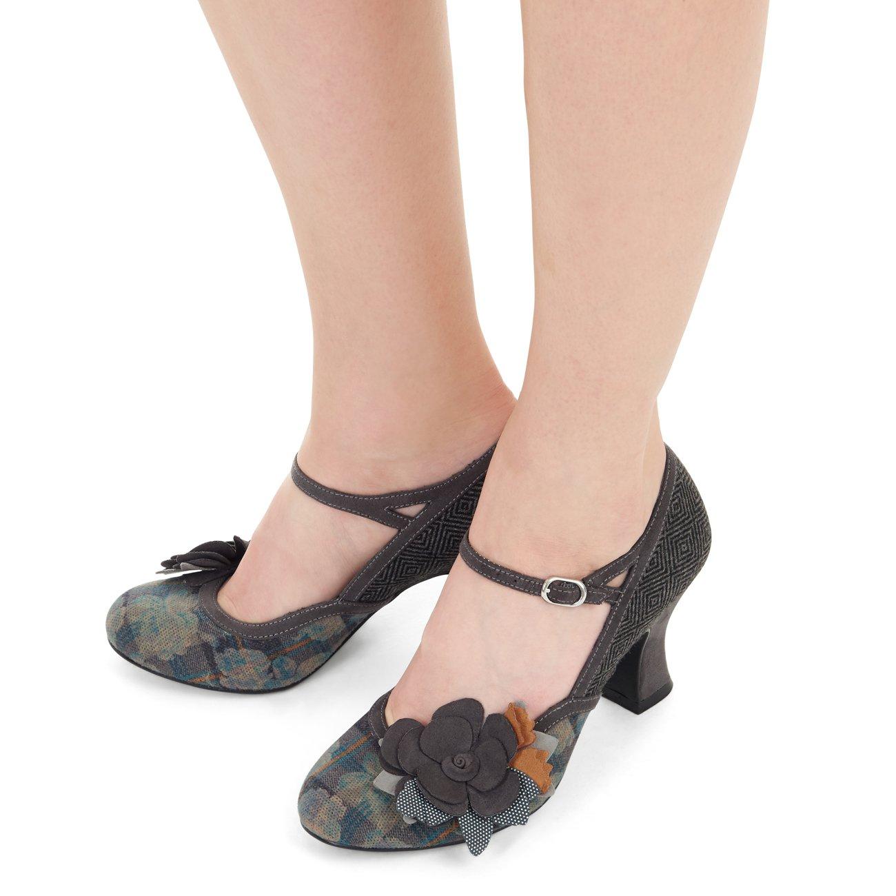 Ruby Shoo Dee Damen Damen Damen Schuhe Mehrfarbig 03d192