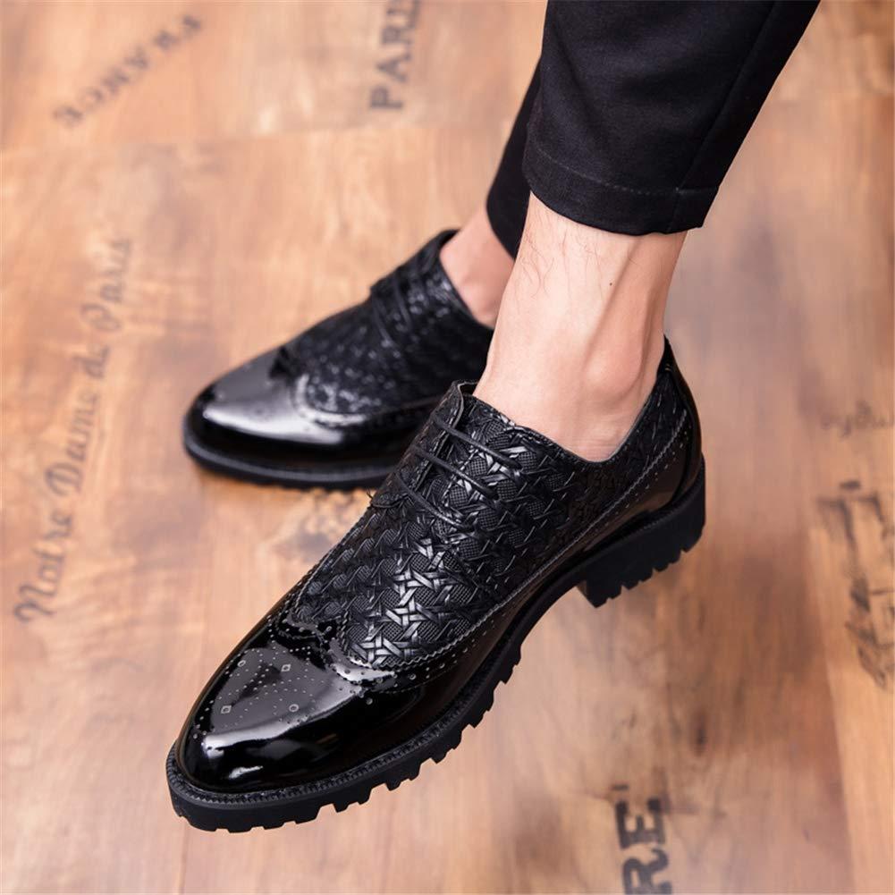 Herrenschuhe, Brock Carved Schuhe Man Man Man Business Casual British Wind schuhe Pointed Crafted Lederschuhe,b,42 B07NPPHZ9H Sport- & Outdoorschuhe Leicht zu reinigende Oberfläche 2eb2b8