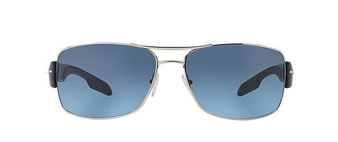 58a6a7ae54 norway prada ops53ns mens sunglasses. color 1bc 5 1. blue lenses b376d 6ddbf