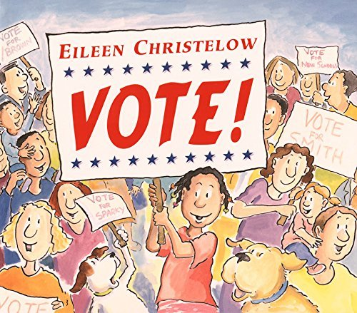 election books: Vote!