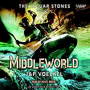 The Jaguar Stones Audiobook