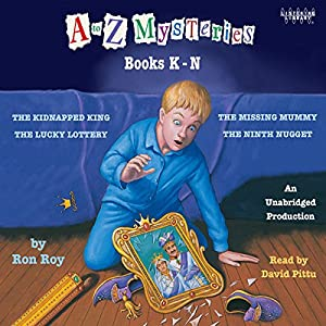 A to Z Mysteries: Books K-N Audiobook