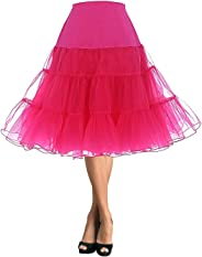 DaisyFormals® Women's 50s Vintage Rockabilly Petticoat Tutu(More Colors)