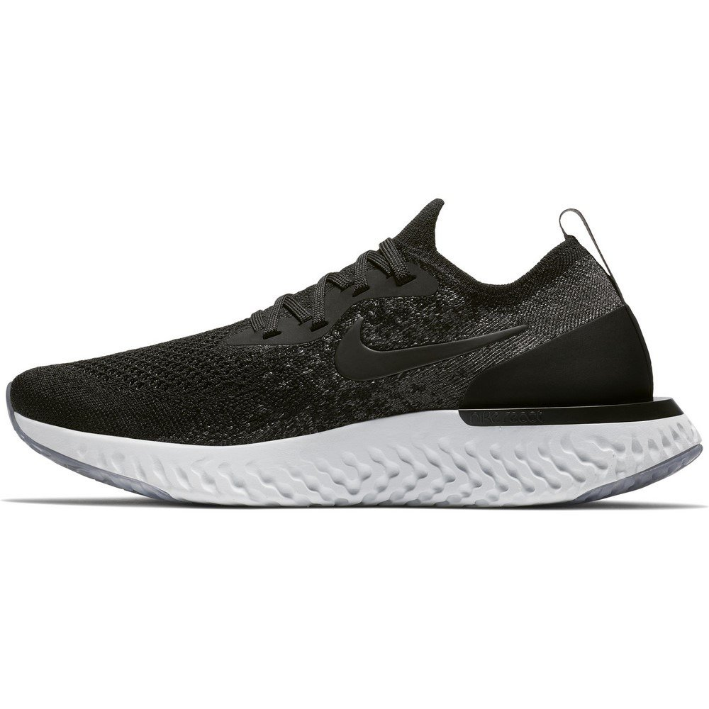 NIKE Women's Shoes Epic React Flyknit Running Shoes Women's B079QKRGBY 9 B(M) US Black/Dark Grey f88bc5