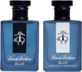 Brooks Brothers Mens Cologne Spray and After Shave Gift Box Set