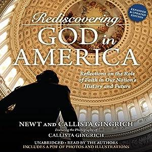 Rediscovering God in America Audiobook