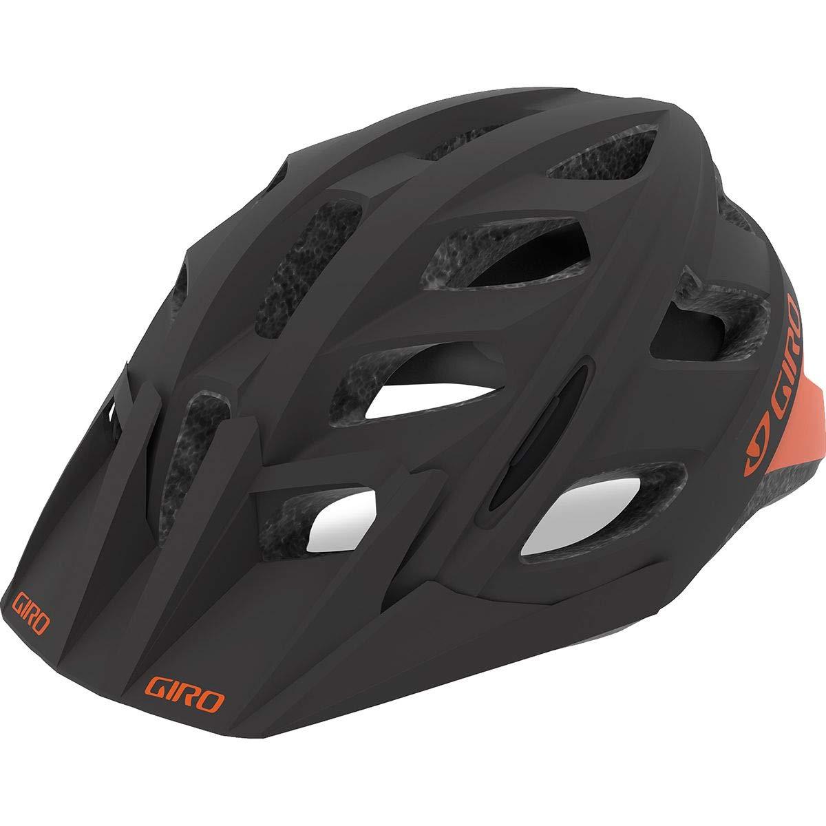 Giro Hex MTB Fahrrad Helm schwarz Orange 2019