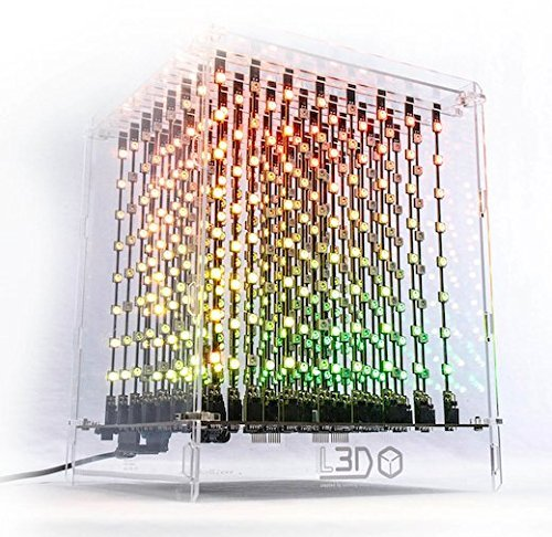 a la venta L3D Cube  The The The Devastatingly Beautiful 3D LED Cube from the Future by Looking Glass  Ahorre hasta un 70% de descuento.