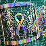 Laser Heat Transfer Vinyl Bundle Rainbow Metallic