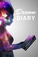 Dream Diary: Lined Blank Journal to Record Your Dreams Paperback