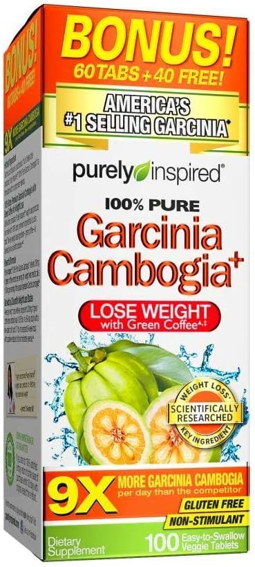 purely inspired 100 pure garcinia cambogia reviews
