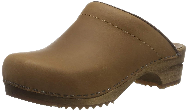 Beige (Cognac 15) Sanita Wood-Christian open 1200009M-78, Chaussures homme