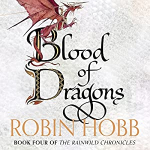 Blood of Dragons Audiobook